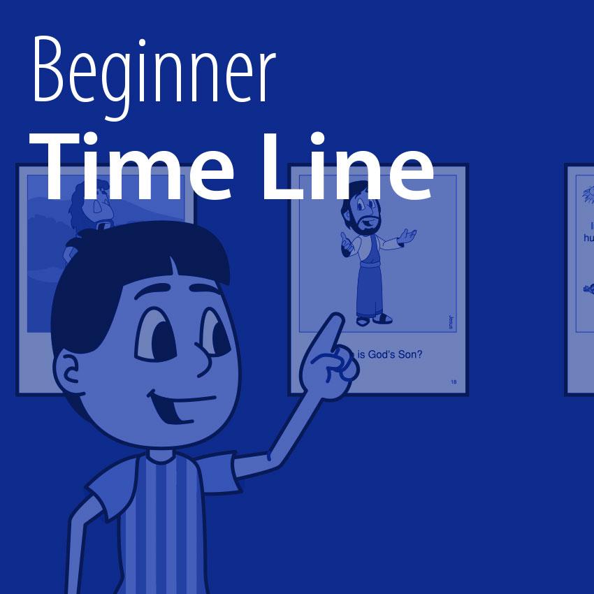 Beginner Time Line tile