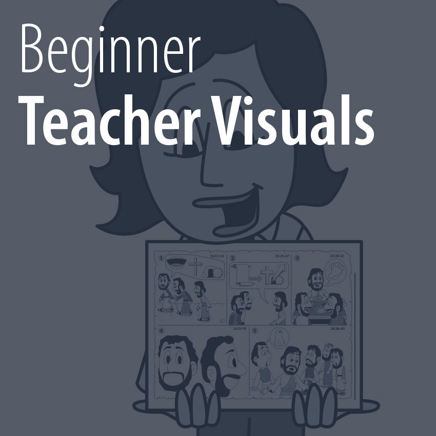 Beginner Teacher Visuals tile