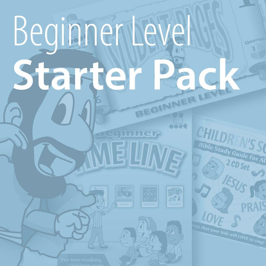 Beginner Level Starter Pack