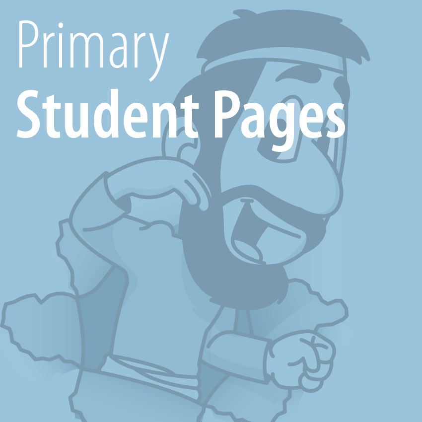 Primary Student Pages tile