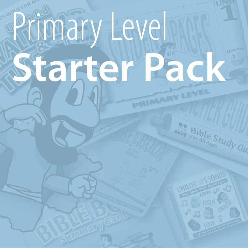 Primary Level Starter Pack